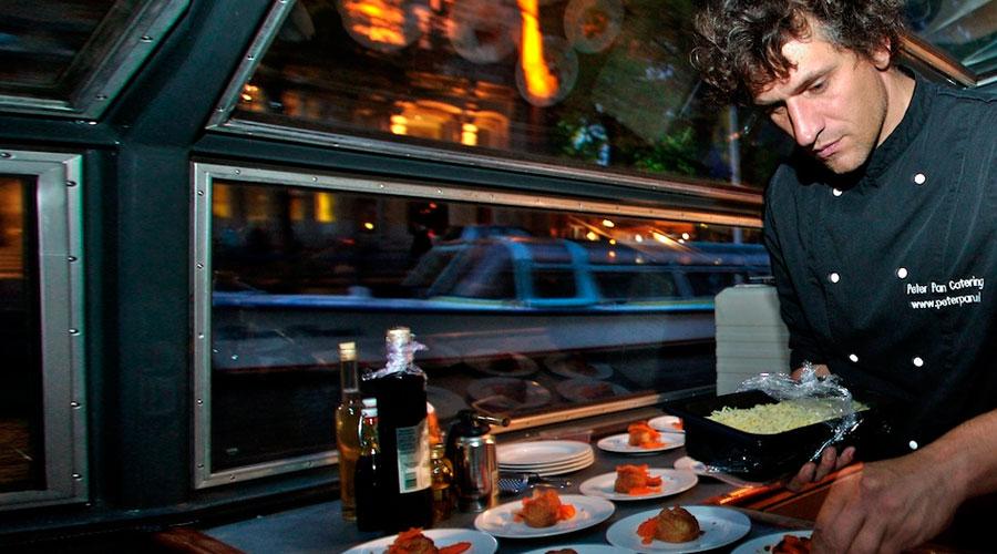 Peter Pan kookworkshops en catering Amsterdam