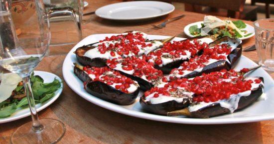 Zo 14 Mei | Vegetarische Lunch Ottolenghi