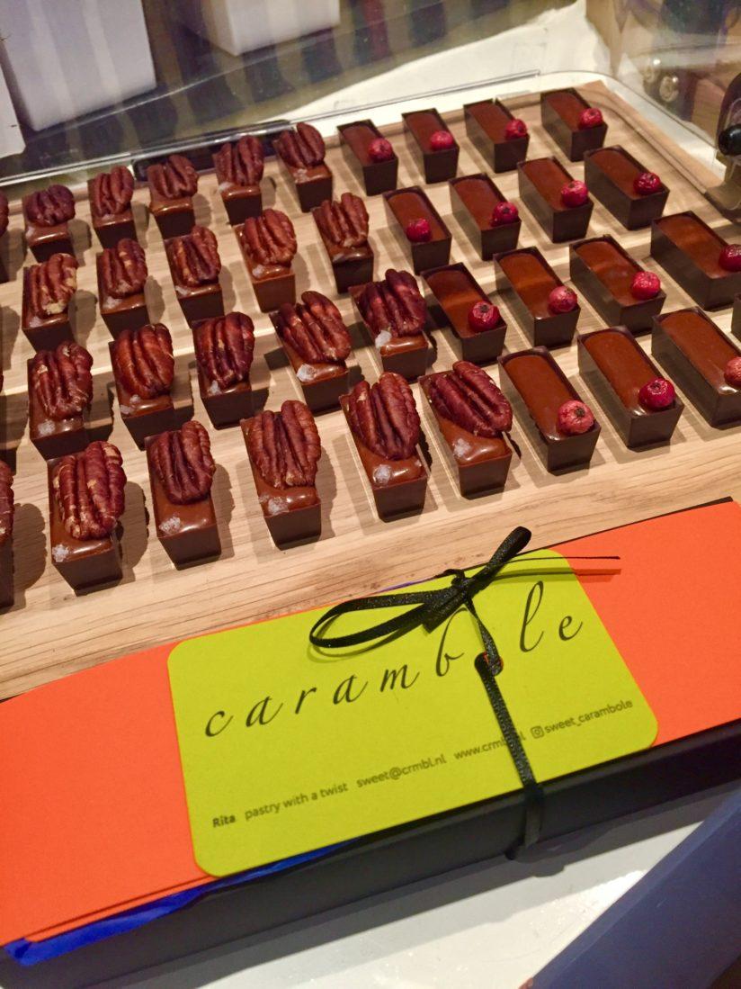 Zo 10 Februari | All About Chocolate Bonbons